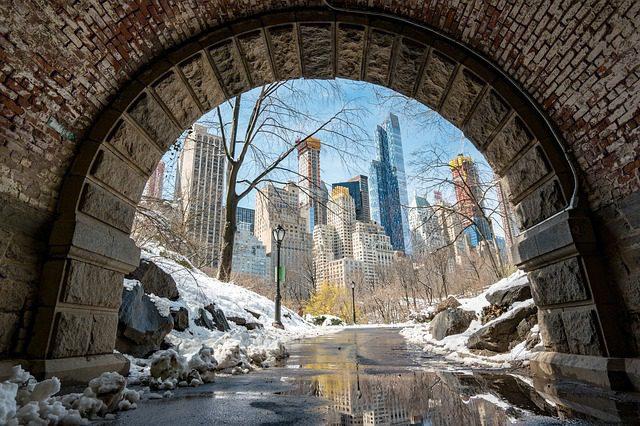 Voyager avec ESTA New York