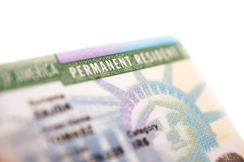 Comment faire pour conserver sa Green Card ?