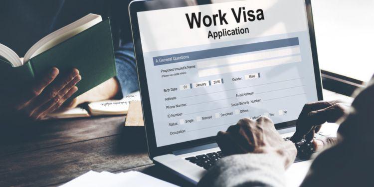 Le visa L pour le transfert des employes