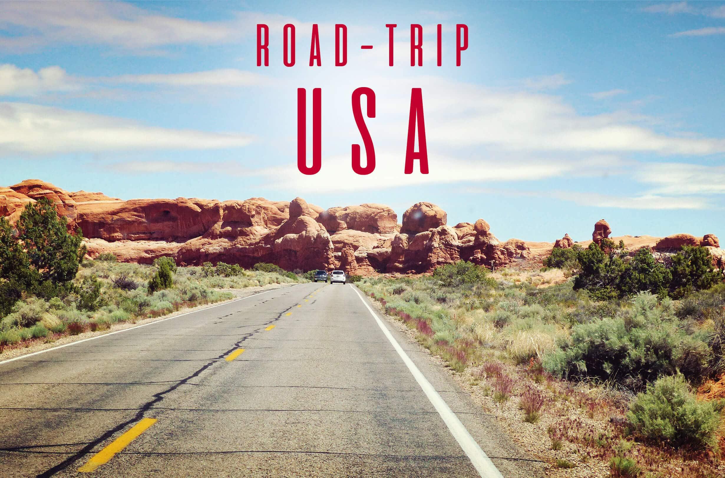 Road Trip Americain