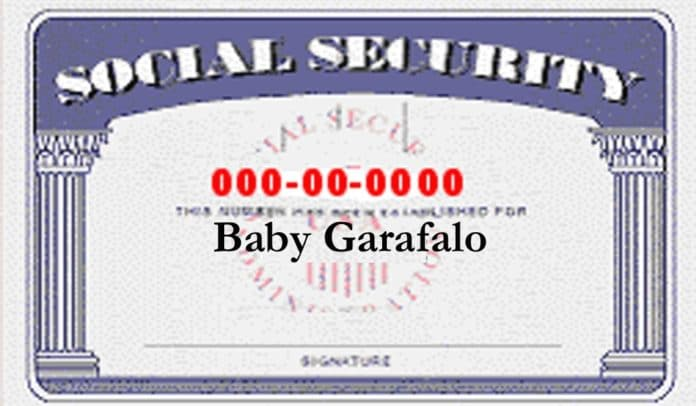 le numero de securite social Americain