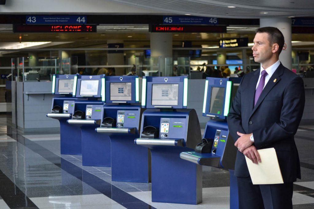 Le controle automatise des passeports
